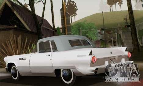 Smith Thunderbolt from Mafia 2 for GTA San Andreas left view
