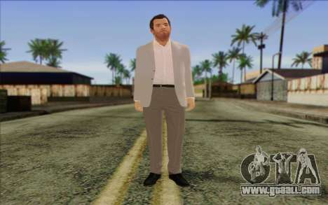 Michael from GTA 5 for GTA San Andreas
