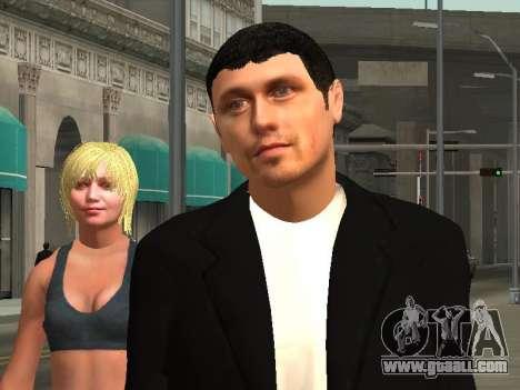 Denis Antoshin for GTA San Andreas