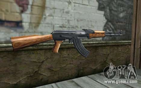 AK47 from Killing Floor v1 for GTA San Andreas second screenshot