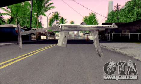 Gun Sudeva for GTA San Andreas second screenshot