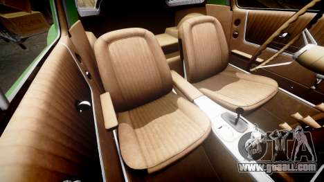 Chevrolet Corvette Stingray 1963 v2.0 for GTA 4 side view