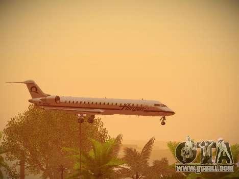 Bombardier CRJ-700 Horizon Air for GTA San Andreas