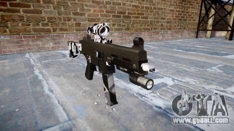 Gun UMP45 Siberia for GTA 4