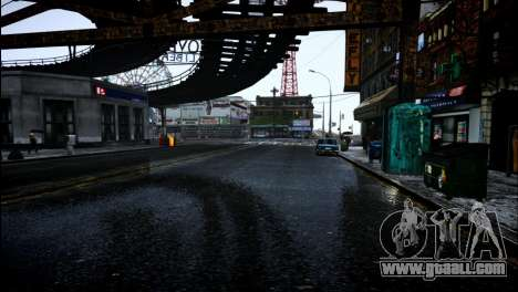 FaveENB for GTA 4 second screenshot