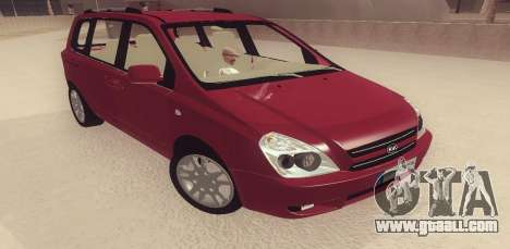 Kia Carnival for GTA San Andreas