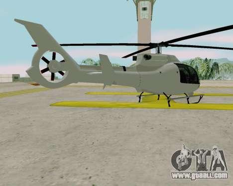 Maibatsu Frogger V1.0 for GTA San Andreas back view
