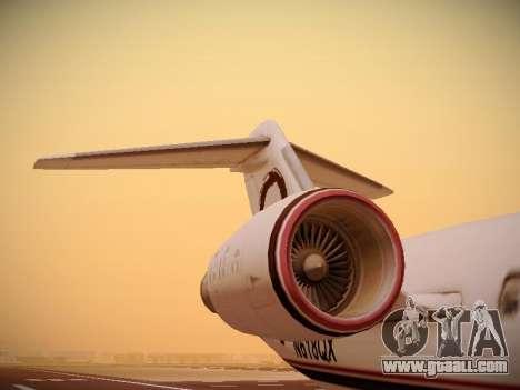 Bombardier CRJ-700 Horizon Air for GTA San Andreas engine