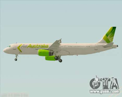 Airbus A321-200 Air Australia for GTA San Andreas engine