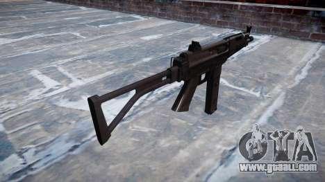 Gun Taurus MT-40 buttstock2 icon1 for GTA 4 second screenshot