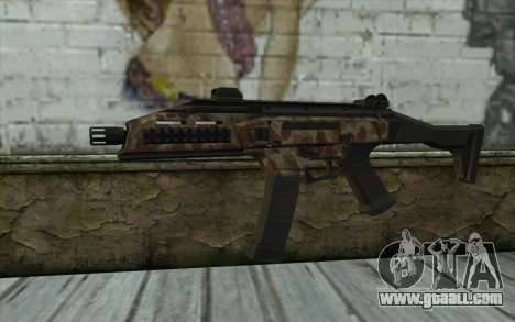 CZ-3A1 Scorpion (Bump Mapping) v2 for GTA San Andreas