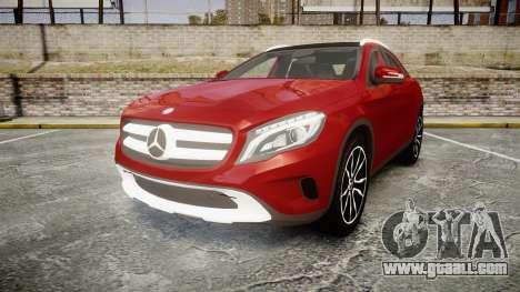 Mercedes-Benz GLA 220 for GTA 4