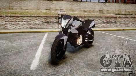 Bajaj Pulsar 200NS 2012 for GTA 4