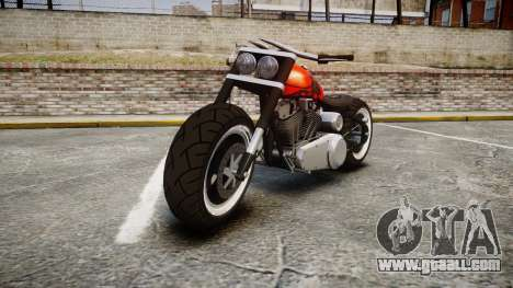 Steel Horse Zombie for GTA 4