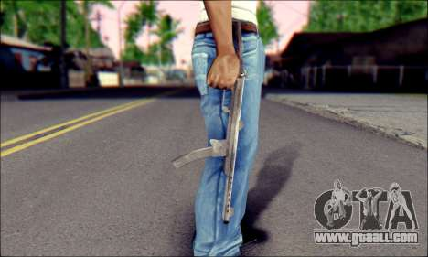 Gun Sudeva for GTA San Andreas third screenshot