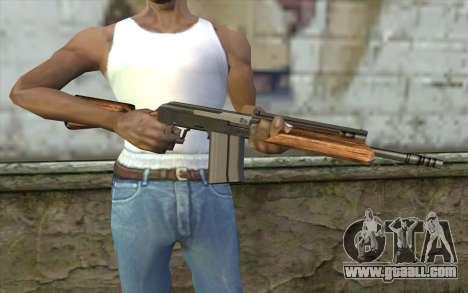 Saiga (Firearms) for GTA San Andreas third screenshot