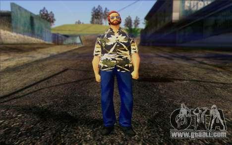 Vercetti Gang from GTA Vice City Skin 2 for GTA San Andreas