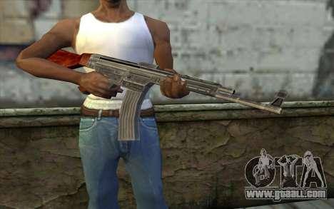 StG-44 from Day of Defeat for GTA San Andreas third screenshot
