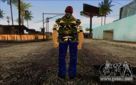 Vercetti Gang from GTA Vice City Skin 2 for GTA San Andreas second screenshot