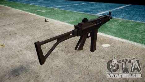 Gun Taurus MT-40 buttstock2 icon3 for GTA 4 second screenshot