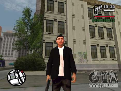 Denis Antoshin for GTA San Andreas third screenshot