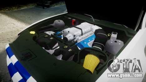 Ford Mustang GT 2014 Custom Kit PJ4 for GTA 4 side view