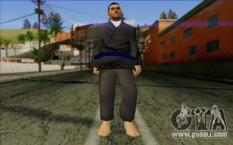 Squad member AI Skin 4 for GTA San Andreas
