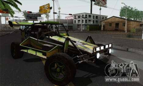 Devilbwoy Buggy for GTA San Andreas
