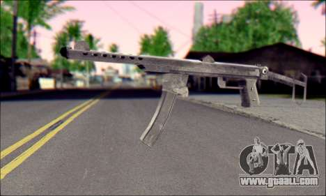 Gun Sudeva for GTA San Andreas