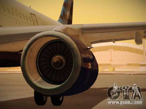 Airbus A321-232 jetBlue Airways for GTA San Andreas