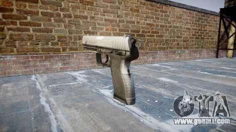 Pistol Taurus 24-7 titanium icon2 for GTA 4 second screenshot