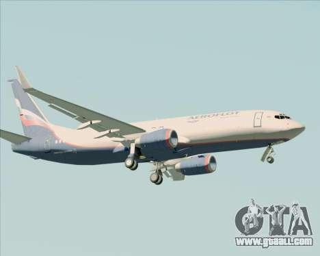 Boeing 737-8LJ Aeroflot - Russian Airlines for GTA San Andreas