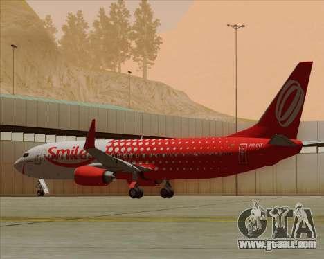 Boeing 737-800 Gol Transportes Aéreos for GTA San Andreas