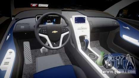 Chevrolet Volt 2011 v1.01 rims2 for GTA 4 inner view