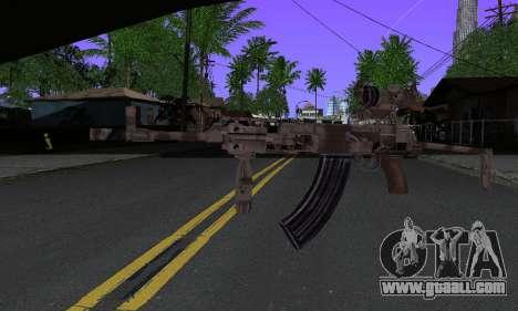 Sa-58V ACOG for GTA San Andreas