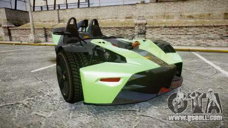 KTM Ducati for GTA 4