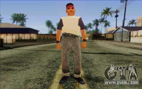 Cuban from GTA Vice City Skin 2 for GTA San Andreas
