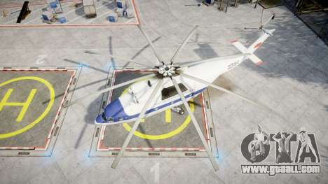 Mi-26 for GTA 4 right view