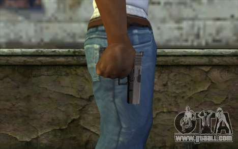 Glock from Half - Life Paranoia for GTA San Andreas third screenshot