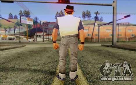 Cuban from GTA Vice City Skin 2 for GTA San Andreas second screenshot