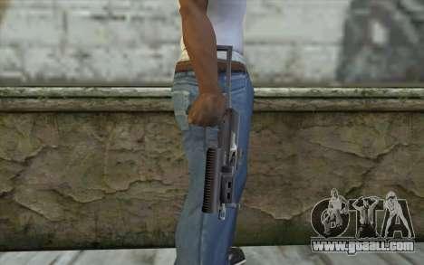 ПП-19 from Firearms for GTA San Andreas third screenshot