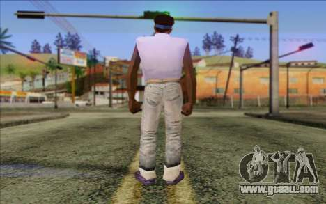 Haitian from GTA Vice City Skin 2 for GTA San Andreas second screenshot