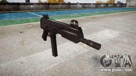 Gun SMT40 no butt icon3 for GTA 4