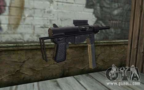 Grease Gun from Day of Defeat for GTA San Andreas second screenshot