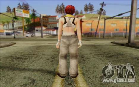 Mila 2Wave from Dead or Alive v15 for GTA San Andreas second screenshot