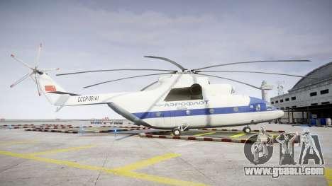Mi-26 for GTA 4 left view