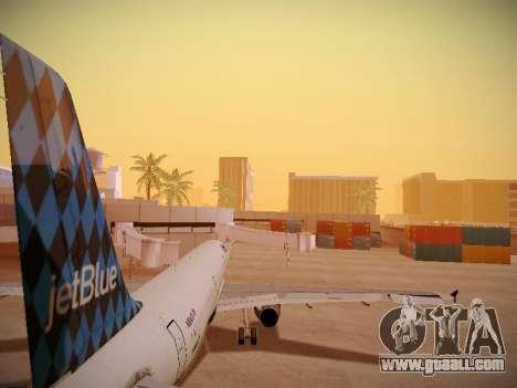 Airbus A321-232 jetBlue Airways for GTA San Andreas