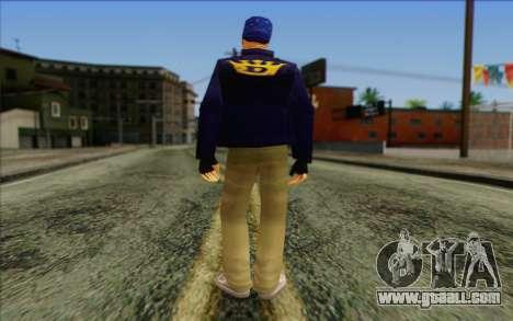 Diablo from GTA Vice City Skin 2 for GTA San Andreas second screenshot
