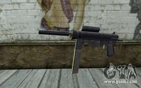 Grease Gun from Day of Defeat for GTA San Andreas