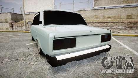 VAZ-21054 for GTA 4 back left view